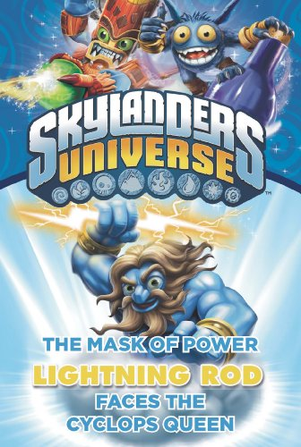 The Mask of Power: Lightning Rod Faces the Cyclops Queen #3 (Skylanders Universe) for $<!--$6.95-->