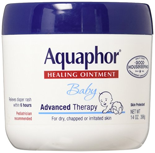 (Aquaphor Baby Healing Ointment, Advanced Therapy 14 oz)