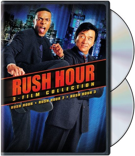 (Rush Hour 1-3 Collection (3FE))