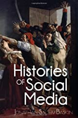Histories of Social Media Hardcover