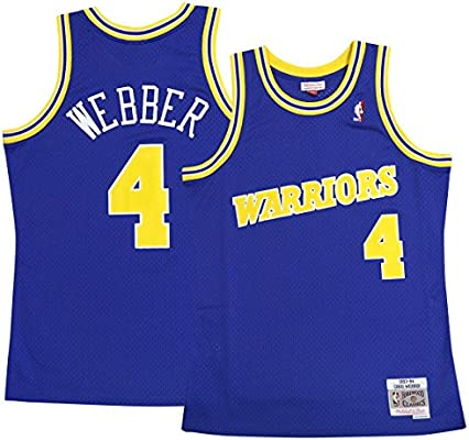 Mitchell /& Ness NBA GOLDEN STATES WARRIORS