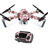 Skin For DJI Mavic – Flower Crown | MightySkins Protective, Durable, and Unique Vinyl Decal wrap cover | Easy To Apply, Remove, and Change Styles | Made in the USA