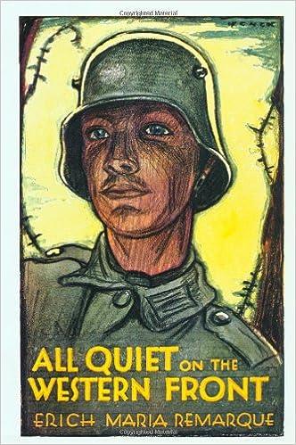 Risultati immagini per all quiet on the western front