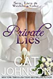Private Lies (Sex, Lies & Wedding Cake Book 2)
