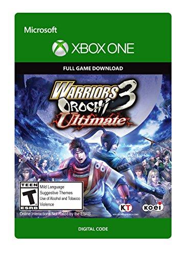 Warriors Orochi 3 Ultimate - Xbox One Digital Code by Tecmo Koei