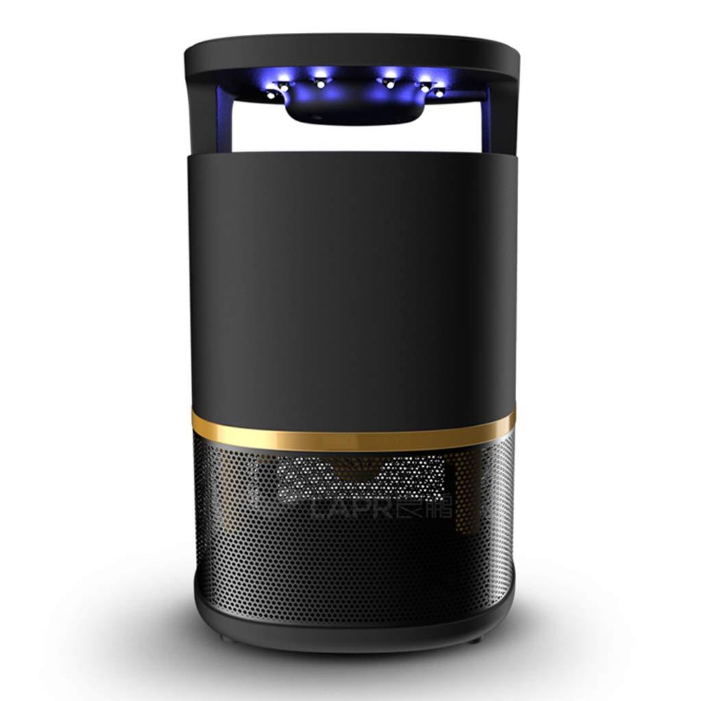 Black 1322cm Black 1322cm Control Mosquito Lamp, Inhalation Mosquito Lamp, USB Mosquito Lampr, Home Smart Light Control Mosquito Lamp, Mosquito Repellent, Black, White,Black,13  22cm