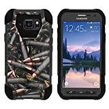 TurtleArmor | Compatible Samsung Galaxy S6 Active Case | G890 [Dynamic Shell] Impact