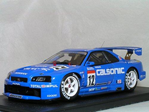 1/18 カルソニック JGTC2001 No.12 スカイラインGT-R(R34)