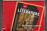 Holt Elements of Literature: Holt Audio Library CD-ROM Second Course