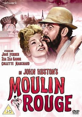 Moulin Rouge Dvd 1952 Amazonde Dvd Blu Ray