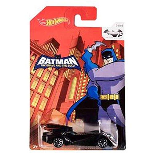 Hot Wheels Batman 75th Anniversary: Batman The Brave & The Bold Batmobile