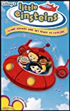 Disney's Little Einsteins: Birthday Balloons, Dragon Kite, Ring Around the Planet (Interactive Series Where Classical Music and Famous Works of Art Take Preschoolers On Real World Adventures) VHS VIDEO
