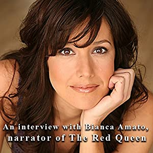 An Interview with Bianca Amato, Narrator of The Red Queen Speech