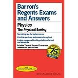 Regents Exams and Answers: Physics (Barron's Regents Exams and Answers)
