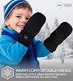Kids Winter Mittens - Toddler Snow & Ski Mittens