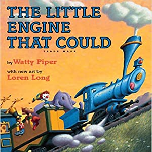 The Little Engine That Could Audiobook