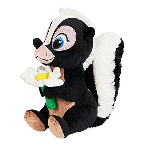 Disney Flower Plush - Bambi - Small (Stuffed Skunk)