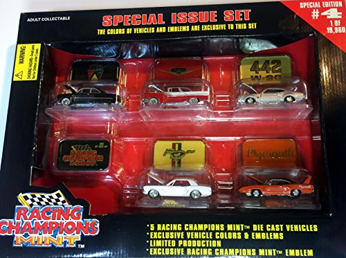 Racing Champions 1996 Special Issue 5 Car Boxed Set #1 from Racing Champions