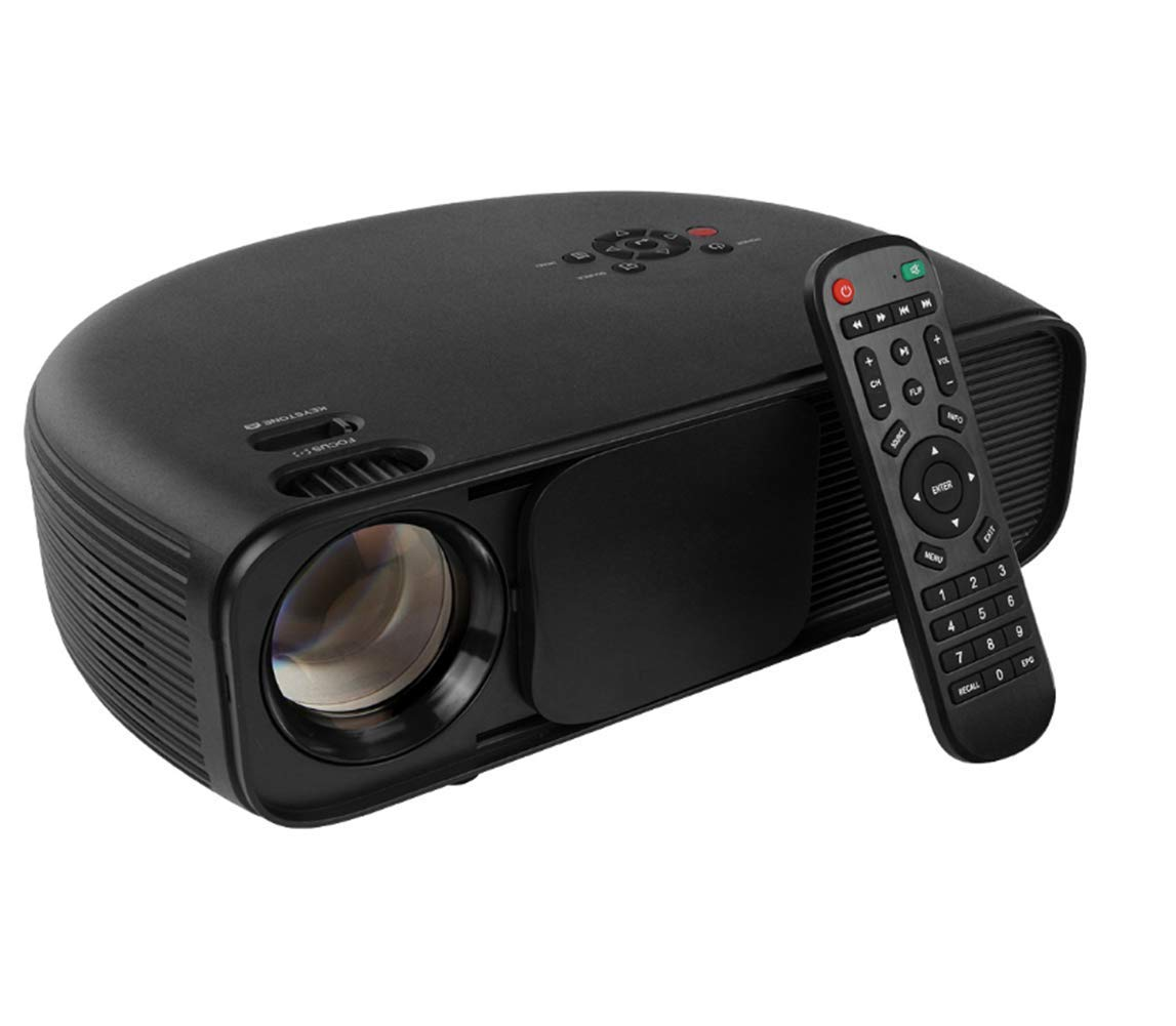 Amazon.com: Yanyuwen Projector, CL760 Portable Video ...