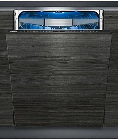 Siemens iQ700 SX778D16TE lavavajilla Totalmente integrado 13 ...