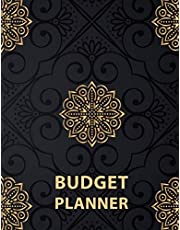 Budget Planner: Start Anytime | Daily Weekly Monthly Budget Planner Workbook with Bill Payment Tracker Spending Log Income Expenses Household Budgeting Planning Book Financial Organizer Money Account Journal Personal or Business Accounting