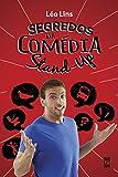 capa de Segredos da Comedia Stand - Up