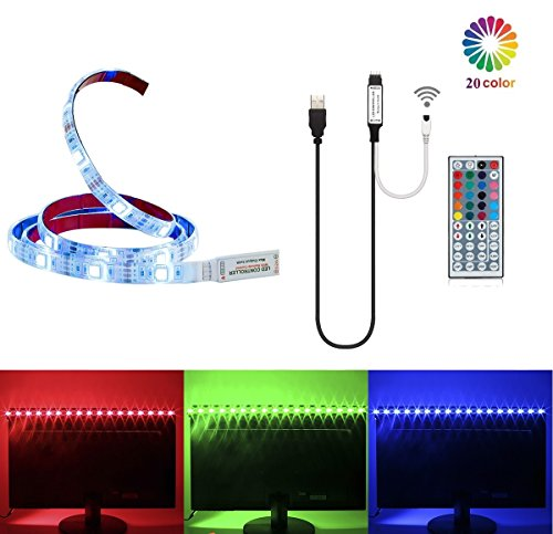 Led Multi Color Flat Rope Light in Florida - 3