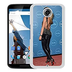 Beautiful Girl Cover Case For Google Nexus 6 With Amy Willerton Girl Mobile Wallpaper(72) Phone Case