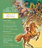 Rabbit Ears Treasury of Heroines: Annie Oakley, Song of Sacajawea, Finn McCoul, Princess Scargo and The Birthday Pumpkin