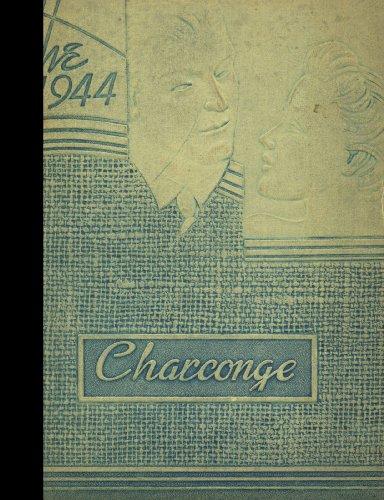 ((Reprint) 1944 Yearbook: Chartiers Township High School, Washington,)