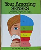 Your Amazing Senses, Ron and Atie Van der meer, 0689711840