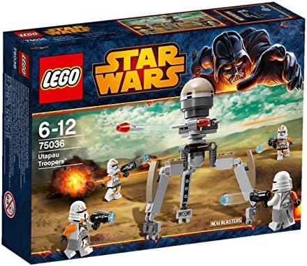 LEGO STAR WARS - Utapau Troopers (75036): Amazon.es: Juguetes y juegos