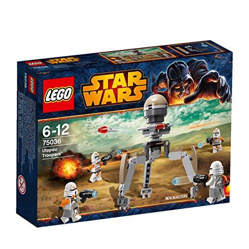 Lego 75036 Star wars - Utapau Troopers (Star Wars Lego Utapau Troopers)