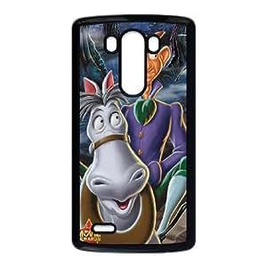LG G3 Cell Phone Case Black Reluctant Dragon 06 Vrfts