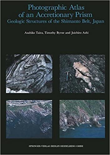 Book Photographic Atlas of an Accretionary Prism: Geologic Structures of the Shimanto Belt, Japan