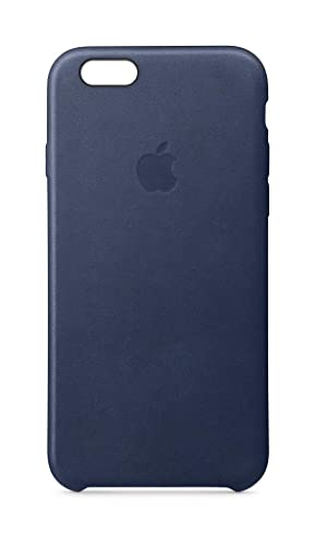 separation shoes 0fdad 366c6 Apple Leather Case (for iPhone 6s) - Midnight Blue