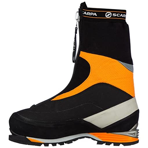 Scarpa Men's Phantom 6000 Mountaineering,Orange