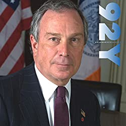 Mayor Michael Bloomberg at the 92nd Street Y