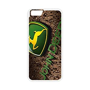 John Deere for iPhone 6 Plus 5.5 Inch Phone Case & Custom Phone Case Cover R88A651345