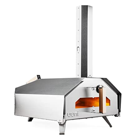 ooni Pro – Multi-Fueled Outdoor Pizza Oven