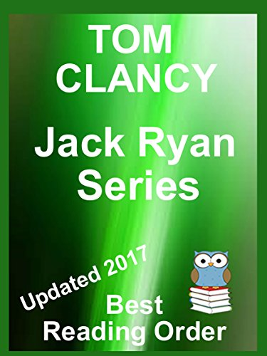 Tom Clancy Jack Ryan Series Updated 2017 In Reading Order With