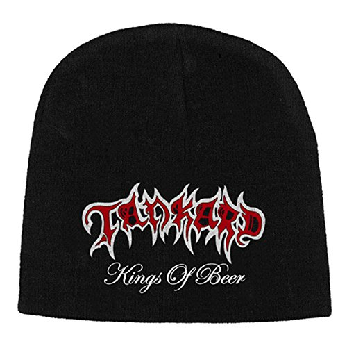 TANKARD KINGS OF BEER   Beanie Hat/ Mütze