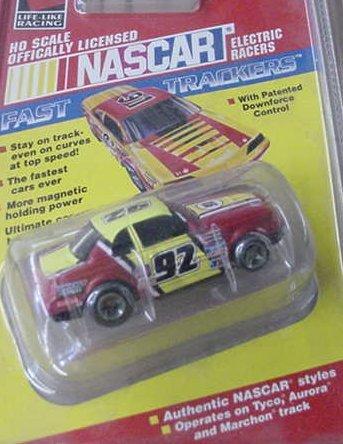 Lifelike – Racer # 92 Nascar FastトラッカーSlot Car (スロットカー) B006E8QFQK