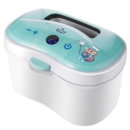 Baobei Toallitas Calentador Bebé Temperatura constante portátil Toallitas Caja de calefacción Termostato Caja de tejidos Máquina