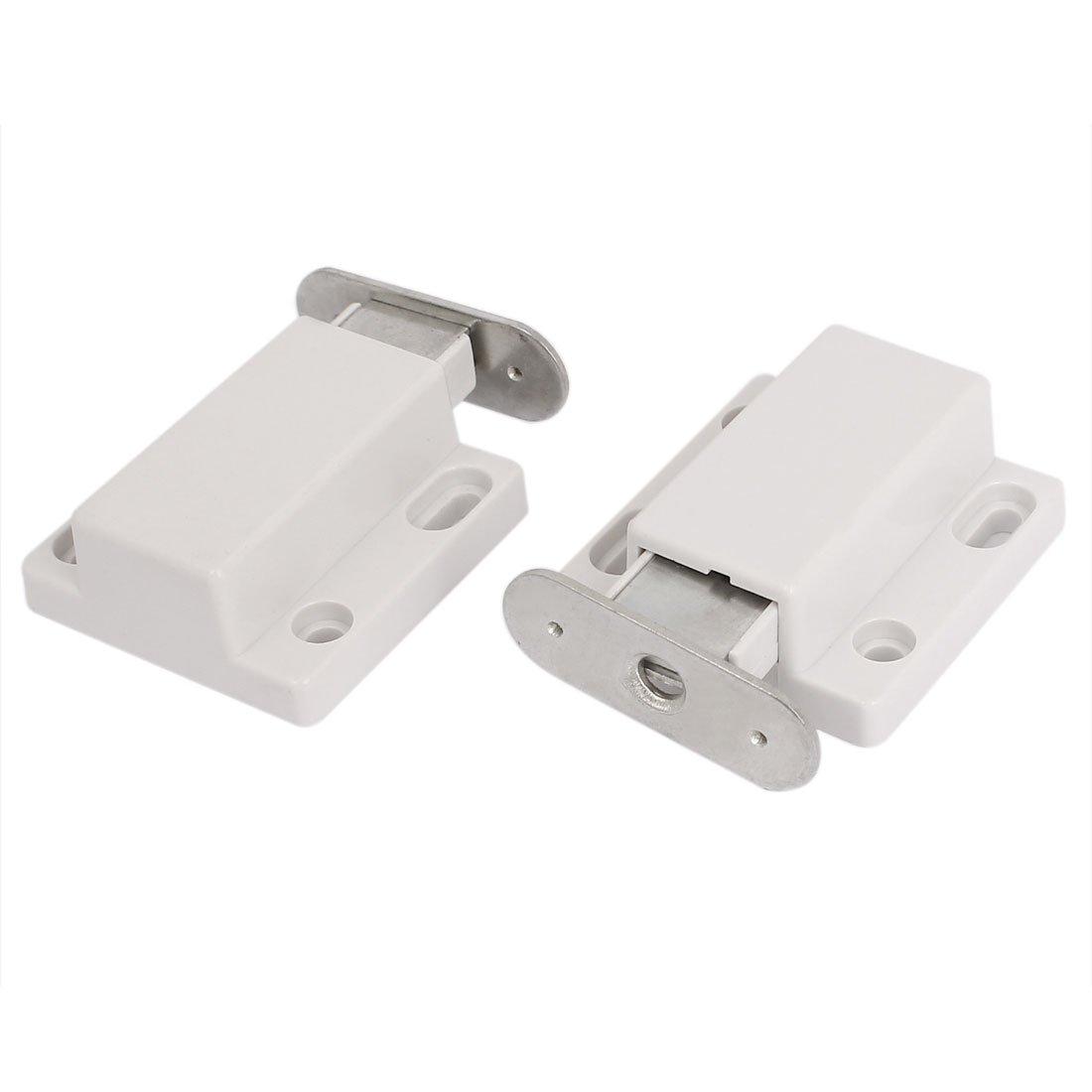 Möbel schrank schrank tür magnetverschluss latch stopper 2 stück ...