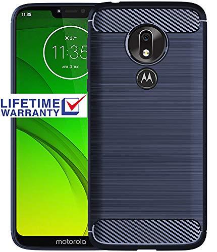 Moto G7 Power Case, Motorola Moto G7 Power Case, Asmart Shock Absorption  Motorola G7 Power Cases Slim TPU Cover Flexible Protective Phone Case for
