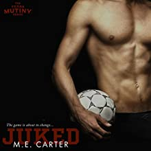 Juked Audiobook by M. E. Carter Narrated by Joe Arden, Simone Lewis