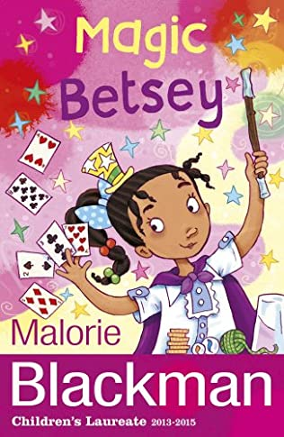 book cover of Magic Betsey