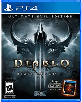 Diablo III Ultimate Evil Edition for PS4