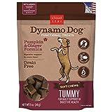 Cloud Star Dynamo Dog Functional Soft Chews: Tummy - Pumpkin & Ginger - 5 oz.